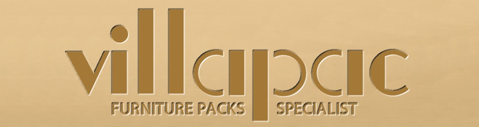 Villapac furniture packs specialist